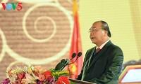 Premierminister Nguyen Xuan Phuc nimmt an Feier des 185. Jahrestags der Gründung von Bac Ninh teil