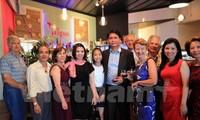 Treffen der Vietnamesen in Auckland in Neuseeland