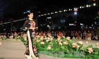 """Gala """"Vietnamesische Tracht Ao dai-Eine Schönheit"""" würdigt Designer und Künstler"""