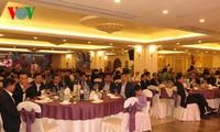 Vietnamesische Unternehmen in Russland arbeiten zusammen