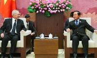 Vizeparlamentspräsident Do Ba Ty empfängt Vorsitzenden der Thailand-Vietnam-Abgeordnetengruppe