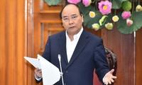 Premierminister Nguyen Xuan Phuc: Gesellschaft soll Transportwesen unterstützen