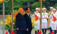 Vietnam und Israel bevorzugen Zusammenarbeit in Wirtschaft und Wissenschaft