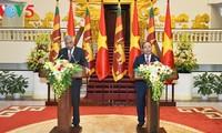 Sri Lankas Premierminister beendet Vietnam-Besuch
