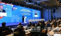 Sicherheitskonferenz in Moskau: Zusammenarbeit zwischen Russland und dem Westen für Sicherheit in Eu