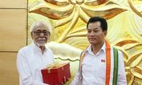 Förderung der Volksdiplomatie zwischen Vietnam und Indien