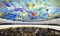 Menschenrechtsrat der UNO billigt Beschlussentwurf über Klimawandel und Menschenrechte