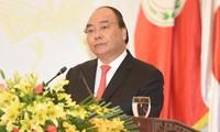 Premierminister Nguyen Xuan Phuc nimmt an Landesvertreterversammlung des Roten Kreuzes teil