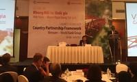 Weltbankgruppe veröffentlicht nationale Rahmenpartnerschaft mit Vietnam