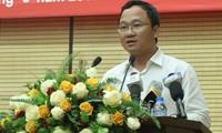 Eröffnung der internationalen Konferenz über Verkehr in Ostasien