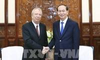 Bulgarien unterstützt Vietnam beim Freihandelsvertrag mit der EU