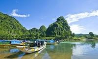 Begeisterung beim Besuch in Quang Binh.