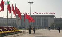 Abschluss des Parteitages der kommunistischen Partei Chinas
