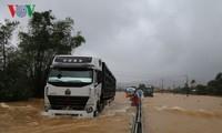Provinzen bereiten sich vor, Schäden durch Fluten und Erdrutsche zu verringern