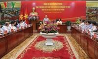 KPV-Generalsekretär Nguyen Phu Trong: Hai Phong soll Potenzial für Entwicklung ausschöpfen