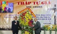 Eröffnung der Vollversammlung des Vereins des Christentums in Vietnam