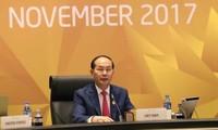 Staatspräsident Tran Dai Quang: APEC 2017 hat Ansehen Vietnams verbessert