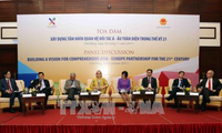 Vision der asiatisch-europäischen Partnerschaft für dieses Jahrhundert