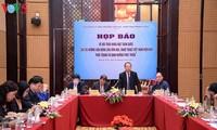 """Pressekonferenz über Seminar zur """"Tendenz der aktuellen vietnamesischen Literatur und Kunst"""""""