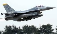 Südkorea und die USA starten größtes Luftwaffenmanöver
