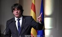 Spanische Parteien startet Kampagne vor Wahl in Katalonien