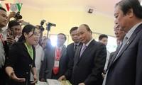 Premierminister Nguyen Xuan Phuc: Vernetzung ist eine Stärke von Dong Thap