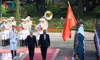 Vietnam und Laos wollen politische Beziehungen vertiefen