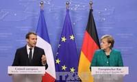 Frankreich und Deutschland fordern Parteien in Ukraine zur Umsetzung der Minsker-Vereinbarung auf