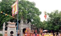 Tempel der Muttergöttin –heiliger Platz in der Provinz Hung Yen