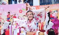 Japanisches Kulturfestival Oshougatsu zur Vertiefung des Kulturaustauschs zwischen Vietnam und Japan