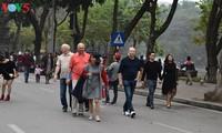 2017 ist ein eindrucksvolles Jahr bei den Besucherzahlen für ausländische Touristen