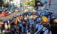 Starkes Erdbeben in Mexiko