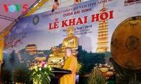 Vietnamesischer Buddhistenverband organisiert Frühlingsfest
