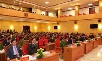 """Brief des KPV-Generalsekretärs an Forum """"Umsetzung der Lehre Ho Chi Minhs für Polizisten"""""""