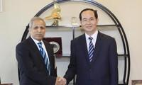 Unternehmen aus Vietnam und Bangladesch sind für dynamische Handelsbeziehungen