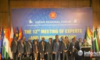 Treffen der Experten und Bekannten am ASEAN-Forum