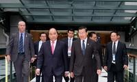 Aktionen des Premierministers Nguyen Xuan Phuc in der australischen Stadt Sydney