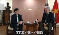 Beziehungen zwischen Vietnam und Südkorea haben rosige Zukunft