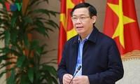 Vizepremierminister Vuong Dinh Hue: Inflation in diesem Jahr unter Kontrolle