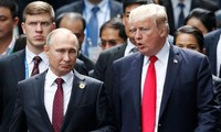 Russland und der Westen in Strudel der Spannungen