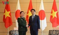 Vietnam und Japan arbeiten im Militärbereich zusammen