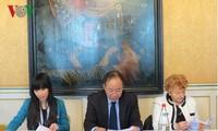 Internationales Forum über Beziehungen zwischen Vietnam und Frankreich