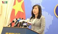 Vietnam reagiert auf aktuelle Lage in Syrien