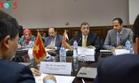 Vietnam und Ägypten verstärken den Handel