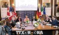 Konferenz der Außen- und Sicherheitsminister der G7-Länder