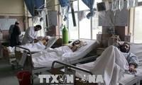 Weltgemeinschaft verurteilt Anschläge in Afghanistan