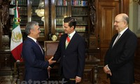 Mexikos Präsident will Zusammenarbeit mit Vietnam vertiefen