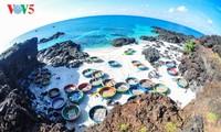 Insel Ly Son: Idealer Urlaub im Sommer
