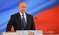 Neues Kabinett Russlands