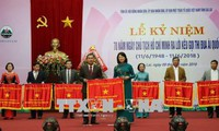 Vizestaatspräsidentin Dang Thi Ngoc Thinh nimmt an Feier in Gia Lai teil
